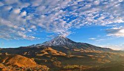 ویدئویی تماشایی از کوه دماوند