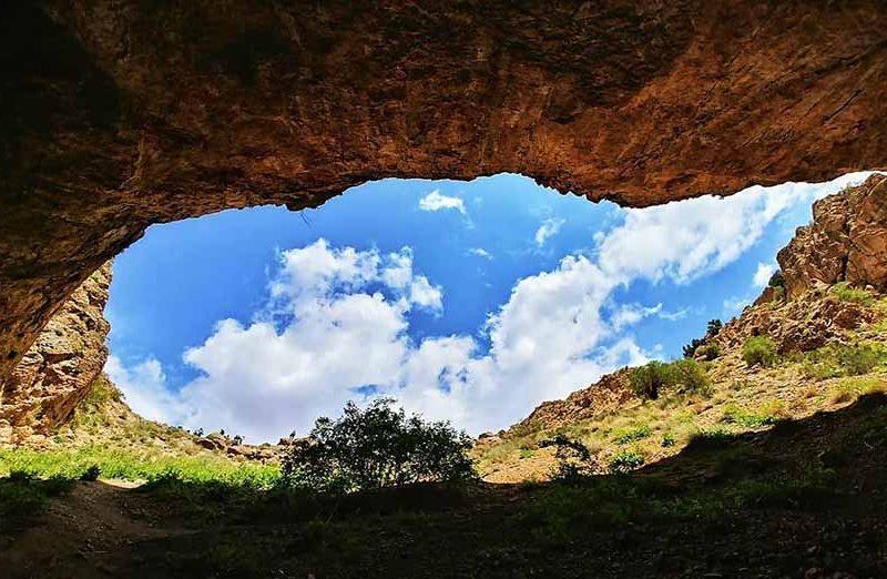 غار رودافشان دماوند
