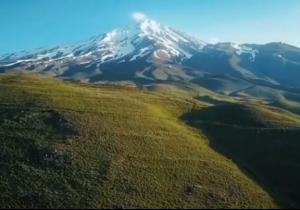 دماوند زیبا / قله دماوند