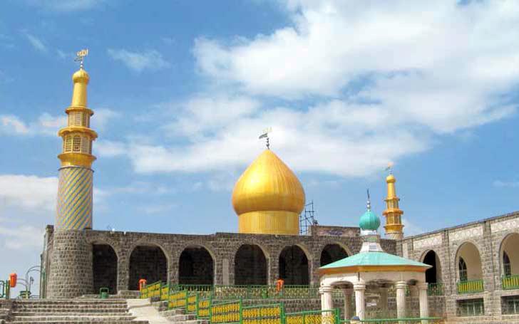 امامزاده هاشم (ع) دماوند