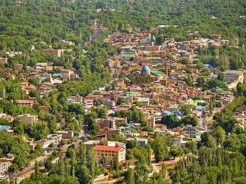 مسجد جامع دماوند ؛ نگین درخشان شهر