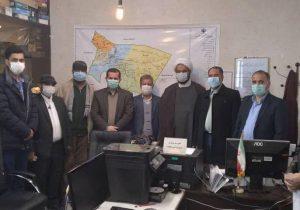 برگزاری نخستین مانور انتخابات ۱۴۰۰ در شهرستان دماوند