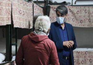 سرکشی به زندان ها در ایستگاه دماوند