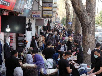 تهران از خط «قرمز» کرونا عبور کرد/ پایتخت باید تعطیل شود