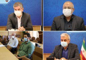برگزاری نشست بررسی مشکلات حوزه شهری با حضور مدیرکل راه و شهرسازی استان تهران