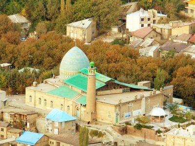 مسجد جامع دماوند