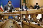 برگزاری نخستین نشست کارگروه تسهیل و رفع موانع تولید شهرستان دماوند در سال ۱۴۰۰