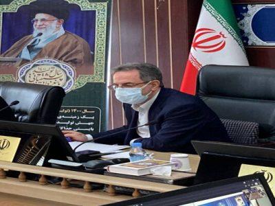 احتمال نزولی شدن شیب صعودی کرونا در استان تهران از هفته آینده