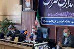تاکید استاندار تهران بر افزایش تخت های بستری کرونایی تا ۱۱ هزار تخت